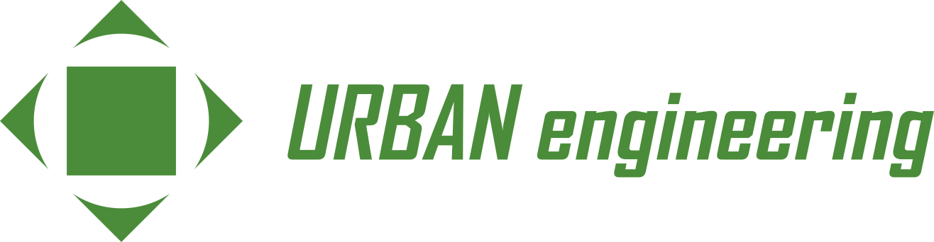 urban engineering logo